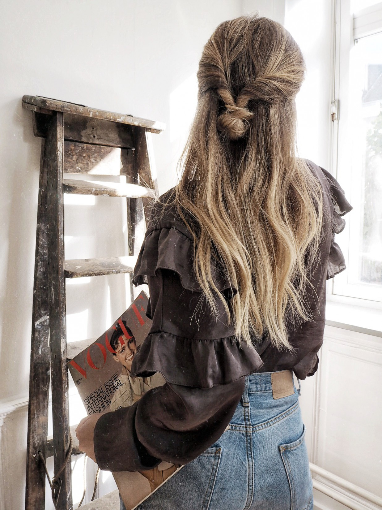 5 Easy Hairstyles For Everyday Isabella Thordsen