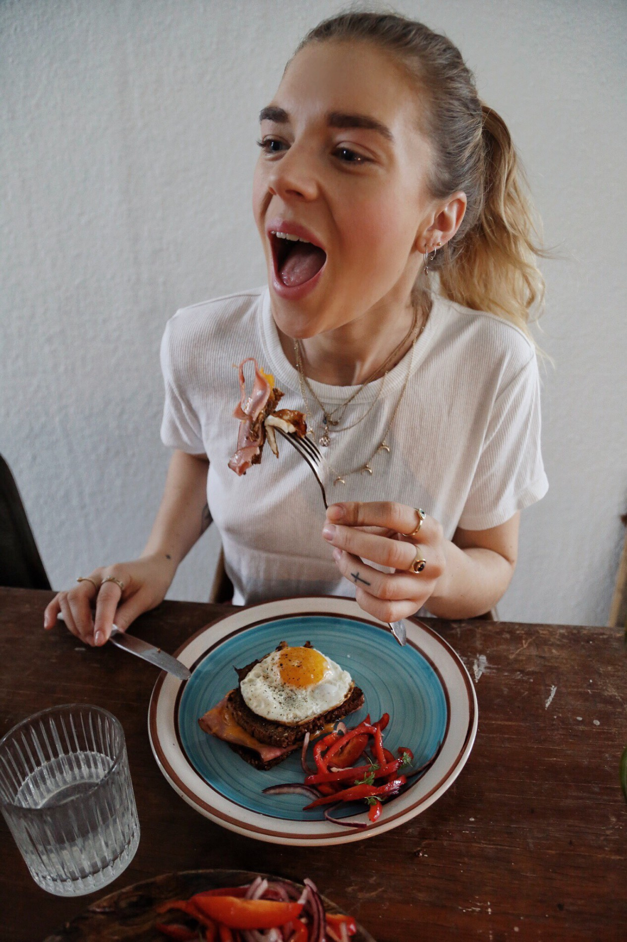 When he makes me breakfast – isabella thordsen